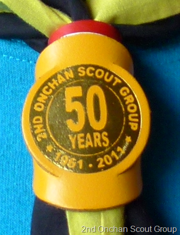Special Camp Woggle