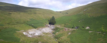 Snaefell Mines