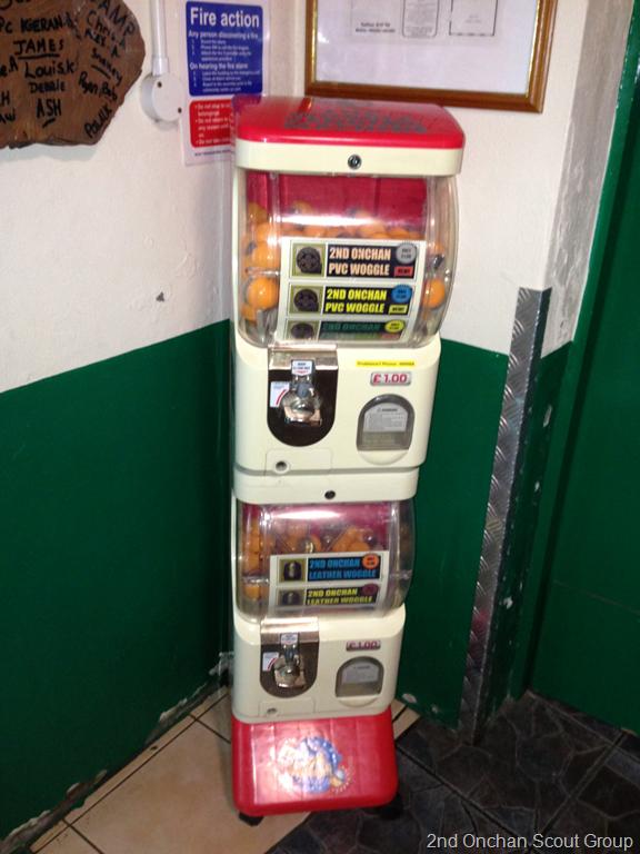 2nd vending machine