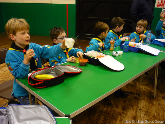 Beavers Healthy Picnic