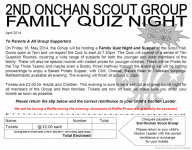 Family Quiz Night