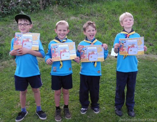 Thursday Beavers – End of Term