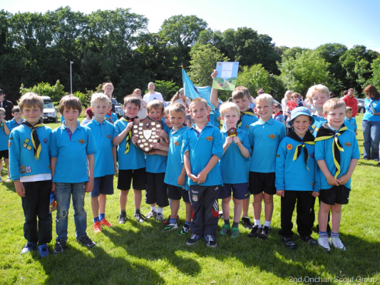 Beaver Sports Day