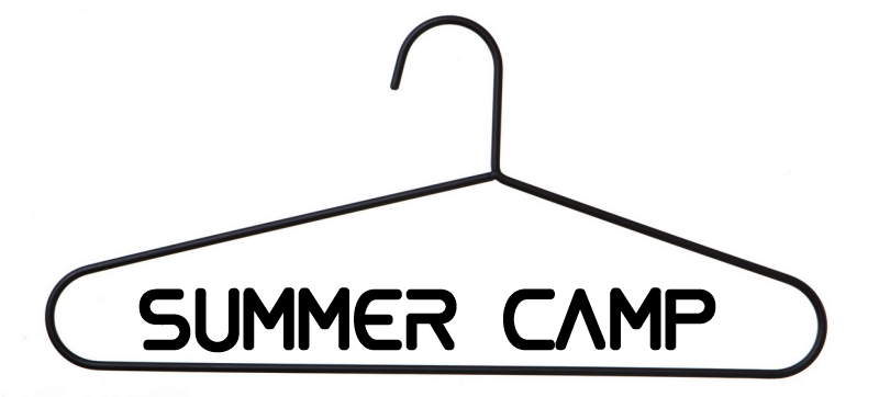 Summer Camp – Coat Hanger