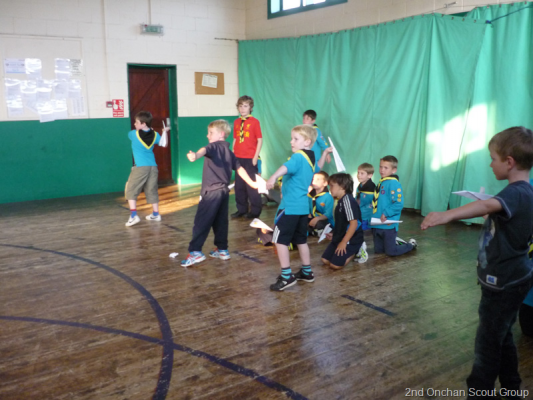Thursday Beaver Scouts Update