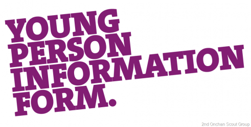 Young Person Information Form