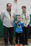 News From Thursday Beaver Scouts