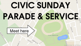 Civic Sunday Parade – 17. May 2015