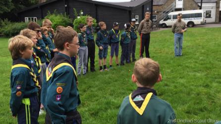 2015 Linnet Clough Camp