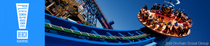 Blackpool Pleasure Beach–Day Trip