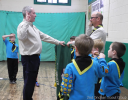 Thursday Beavers: ROB'S INVESTITURE – THURSDAY 10 MARCH