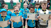 Thursday Beavers: INVESTITURES - 5 FEBRUARY 2016