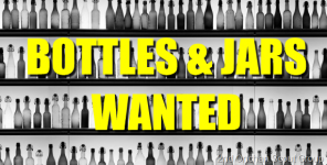 Bottles Wanted for Bottle Stall