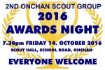 2016 Awards Night