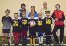 Thursday Beavers–Football Champions