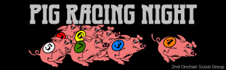Family Pig Race Night