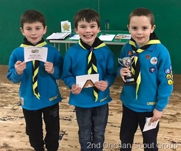 Blue Lodge Winners