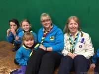 Thursday Beavers November 2017 Photos