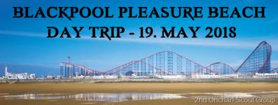 Blackpool Pleasure Beach Day Trip