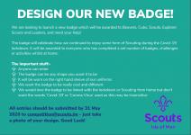 Badge Design Competition